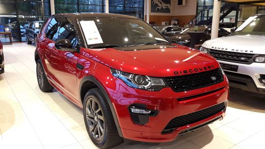 Land Rover - Discovery Sport - 52 300