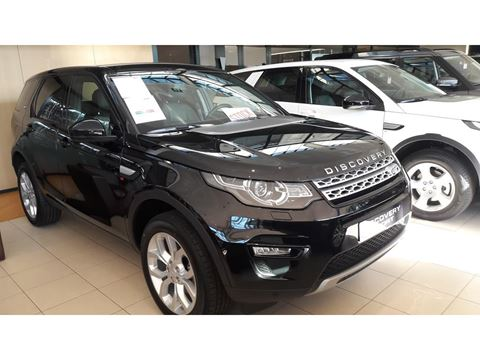 Land Rover - Discovery Sport - 44 900