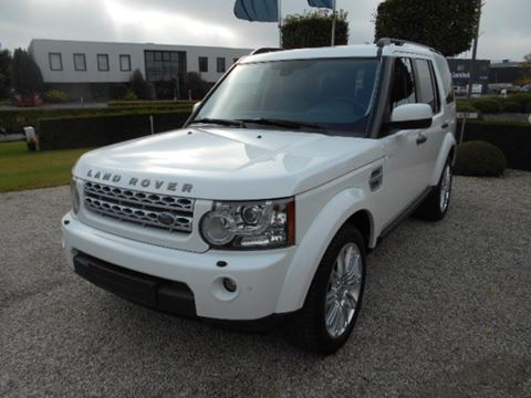 Land Rover - Discovery 4 - 32.900