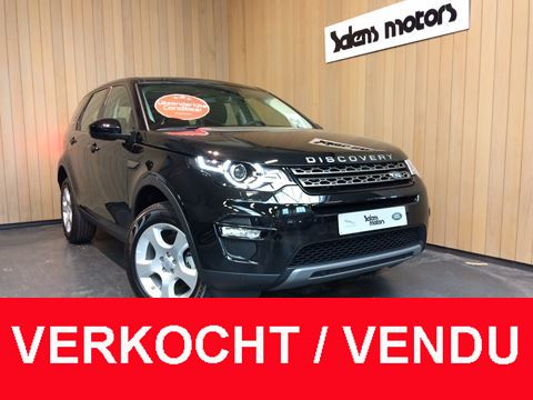 Land Rover - Discovery Sport - 39.990