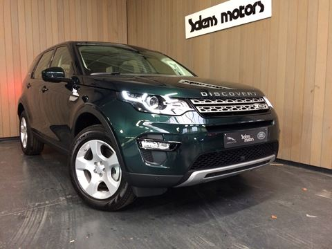 Land Rover - Discovery Sport - 52.000